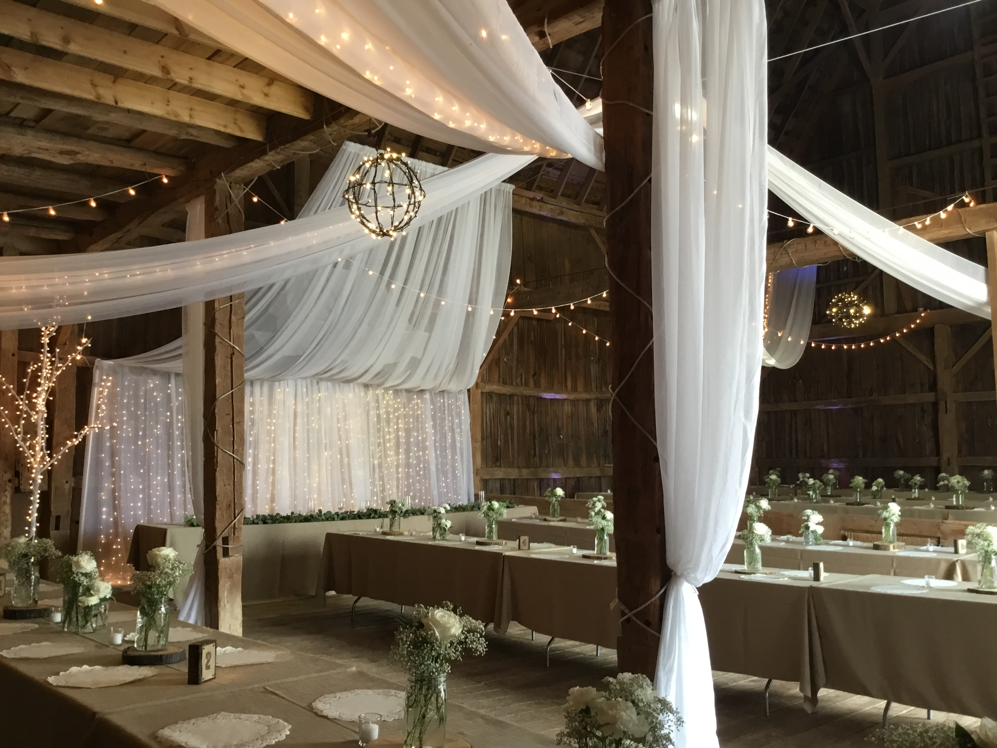 Lighting, Decor & Venue Photo Gallery | Party Pleasers Services
